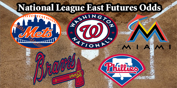 2019 NL East Division Betting Odds & Prediction