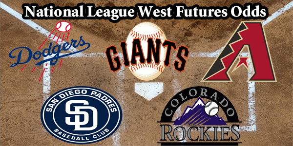 2019 NL West Division Betting Odds & Prediction