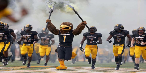 College Football Odds & Picks - Southern Miss vs. South ...