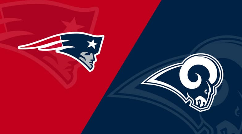 New England Patriots at Los Angeles Rams