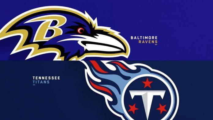 Baltimore Ravens vs Tennessee Titans