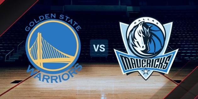 Dallas Mavericks vs Golden State Warriors