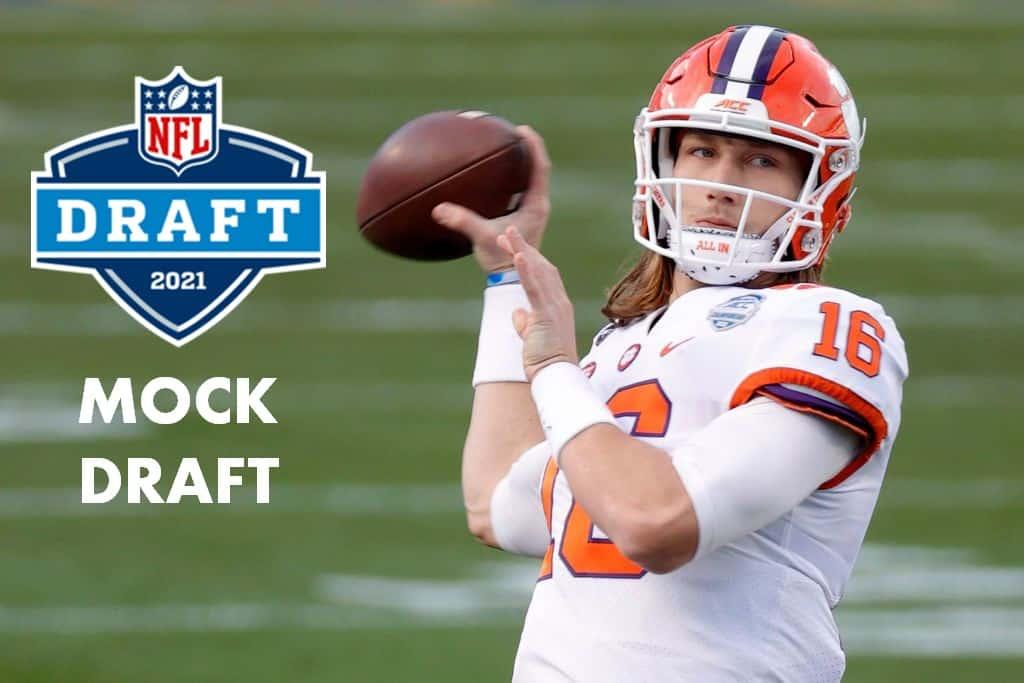 NFL Mock Draft Betting