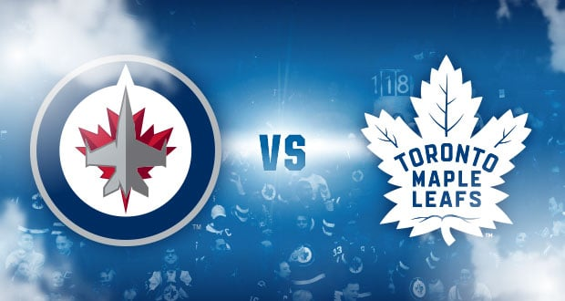 Maple Leafs vs. Jets