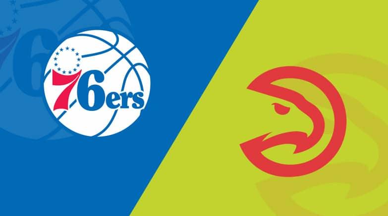 76ers vs. Hawks