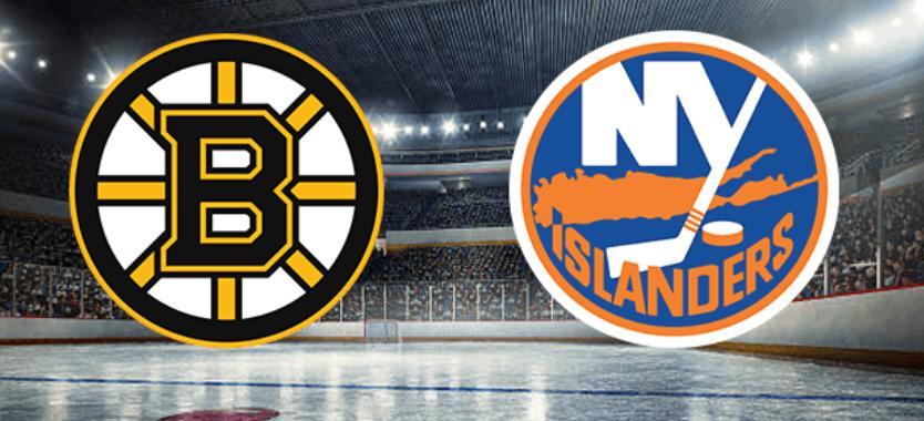 Bruins vs Islanders