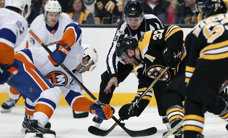 Bruins vs. Islanders