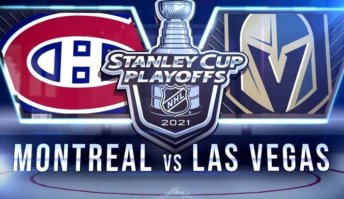 Canadiens vs. Golden Knights