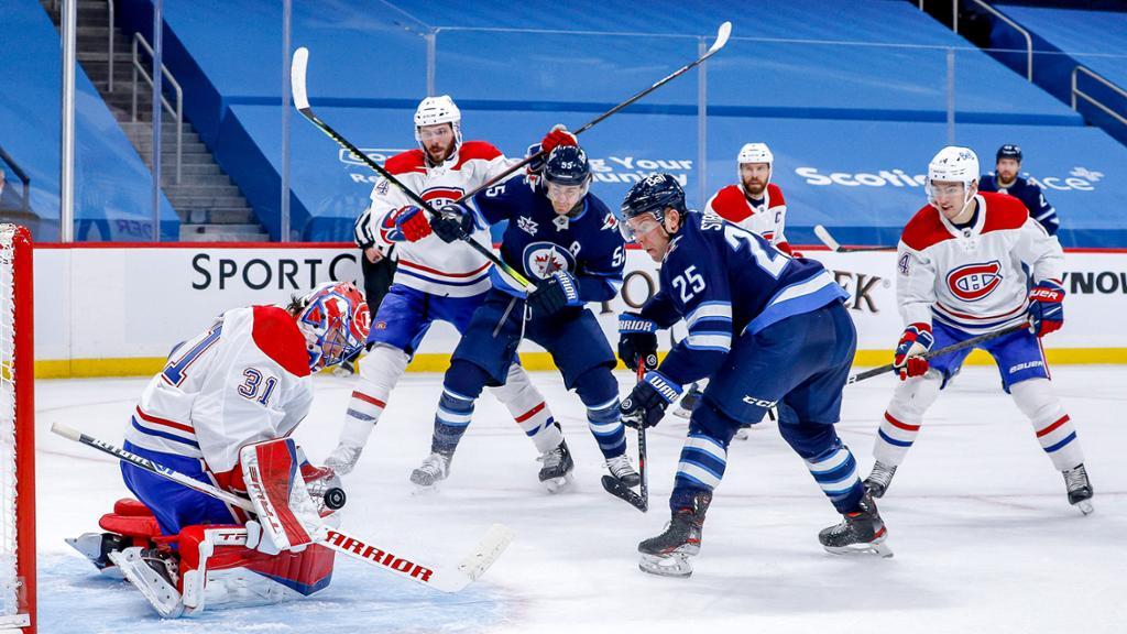 Canadiens vs. Jets