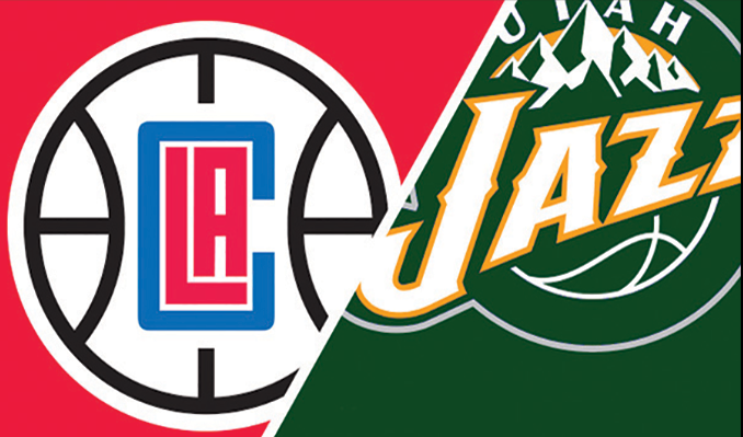 Clippers vs. Jazz
