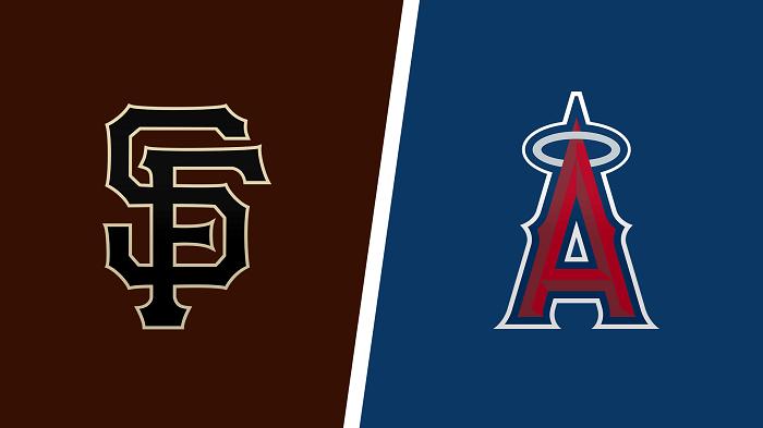 Giants vs. Angels