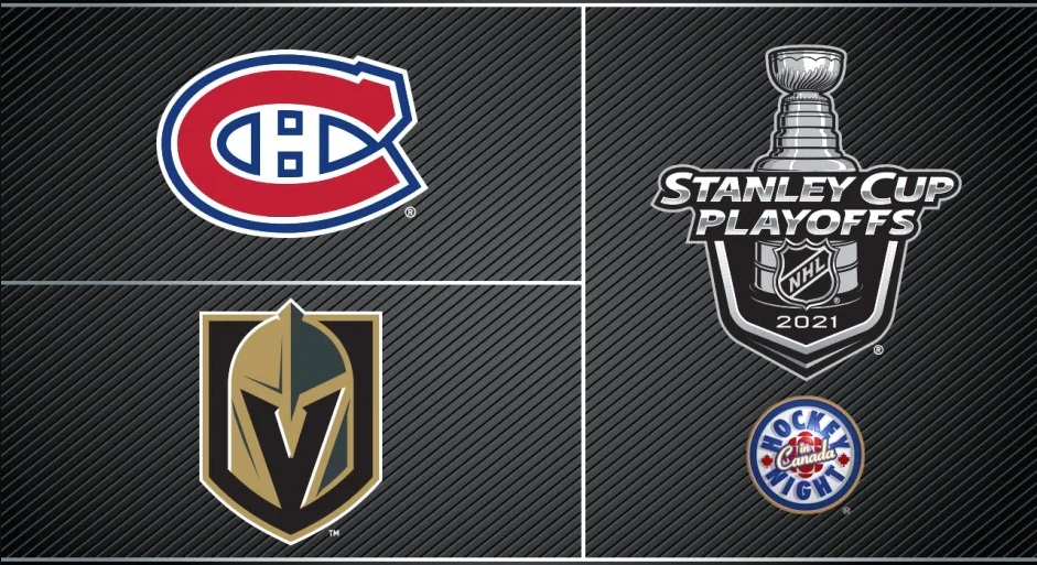 Canadiens at Golden Knights