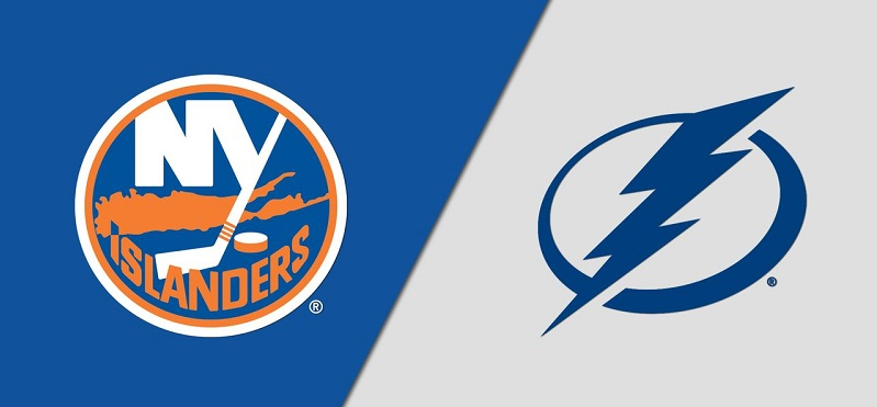 Tampa Bay Lightning vs New York Islanders