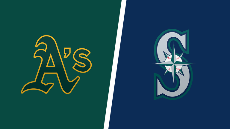 Oakland A's at Seattle Mariners