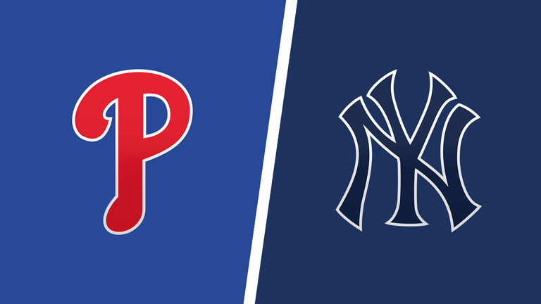 Philadelphia Phillies vs. NY Yankees