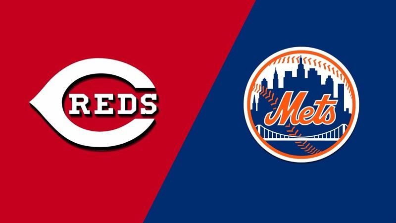 Reds vs. Mets