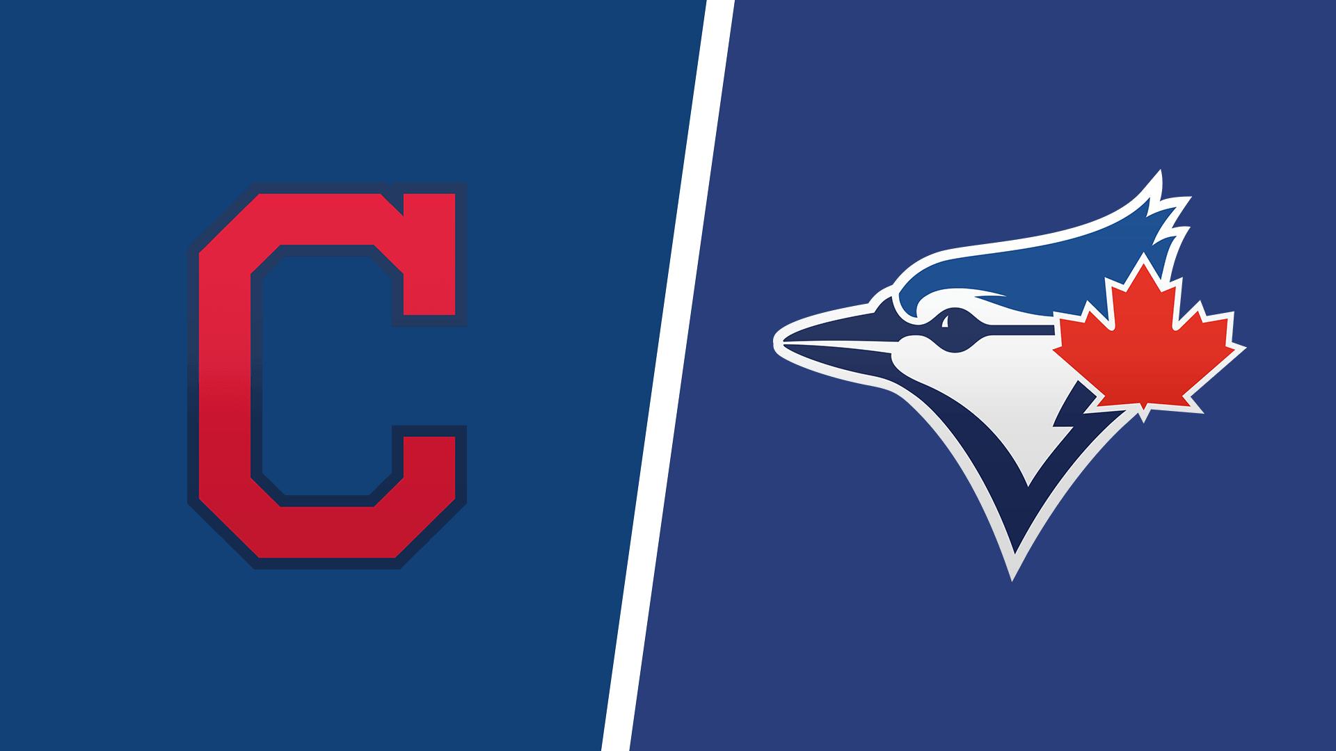Cleveland Indians vs. Toronto Blue Jays