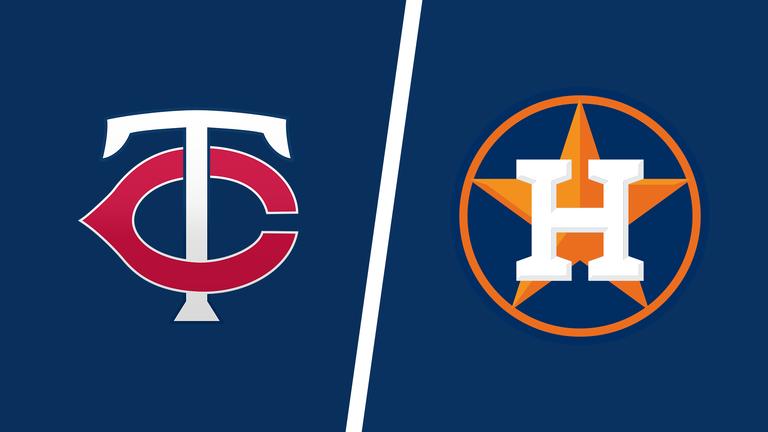 Minnesota Twins vs. Houston Astros