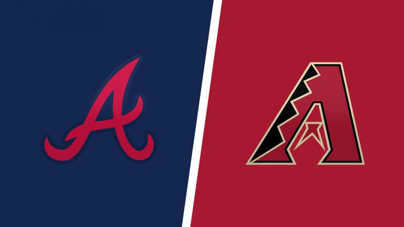 Atlanta Braves vs. Arizona Diamondbacks