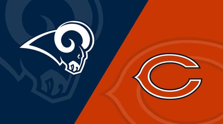Chicago Bears vs. Los Angeles Rams
