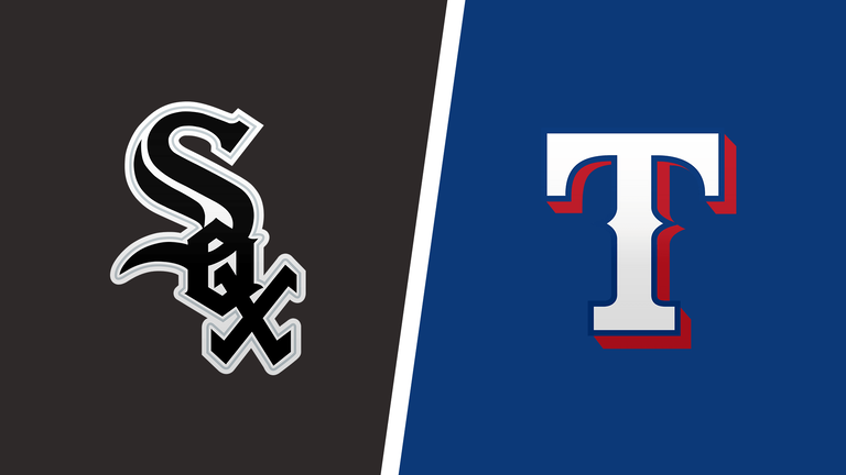 Chicago White Sox vs. Texas Rangers