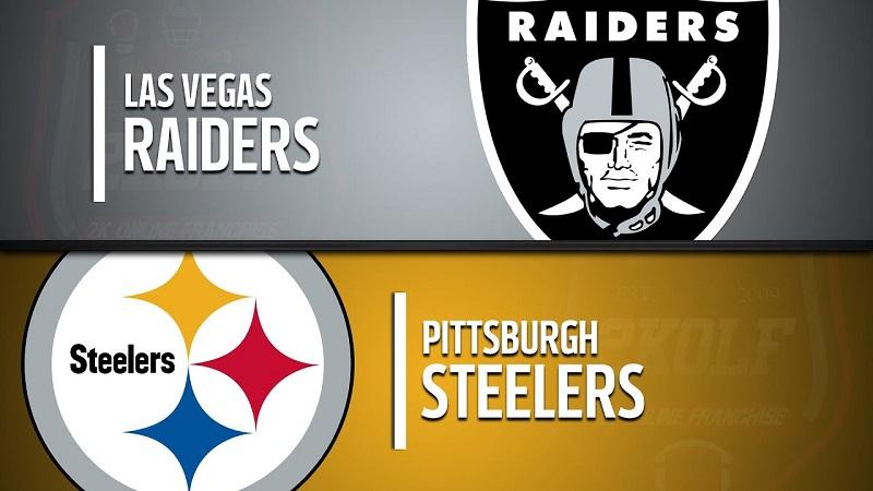 Las Vegas Raiders vs. Pittsburgh Steelers