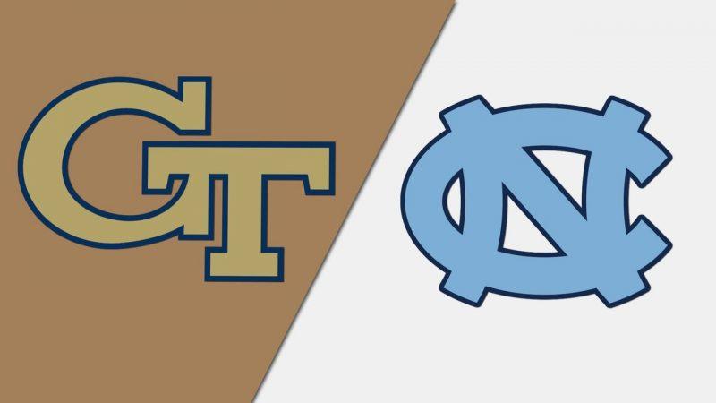 North Carolina vs. Georgia Tech