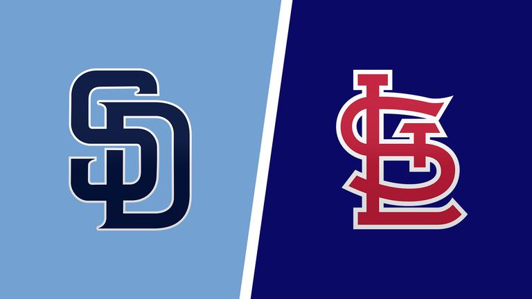 San Diego Padres vs. St. Louis Cardinals