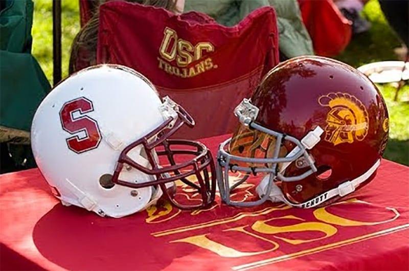Stanford Cardinal vs. USC Trojans