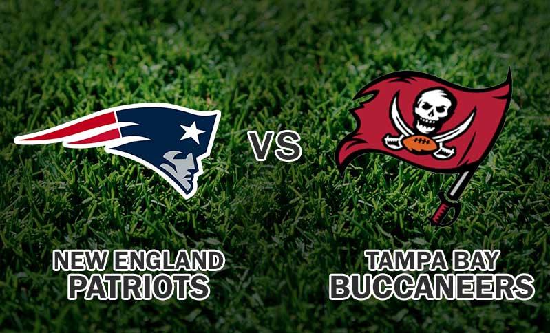 Tampa Bay Buccaneers vs. New England Patriots