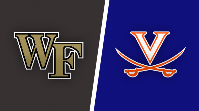 Wake Forest vs. Virginia