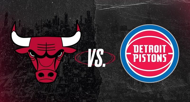Chicago Bulls vs. Detroit Pistons