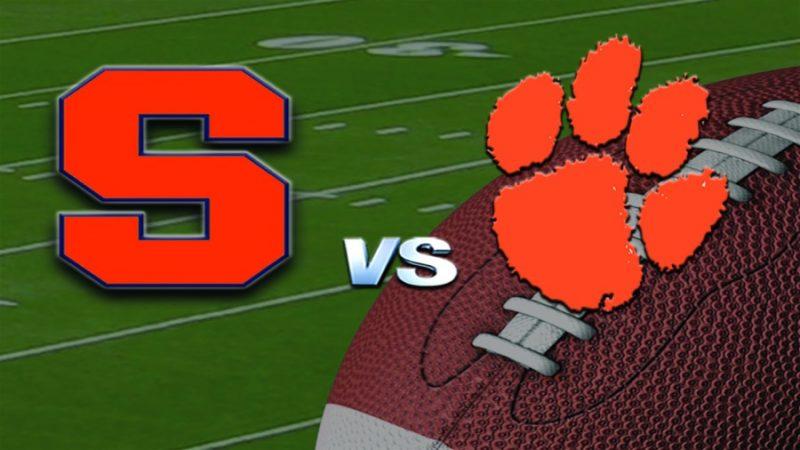 Clemson vs. Syracuse