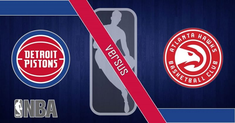 Detroit Pistons vs. Atlanta Hawks