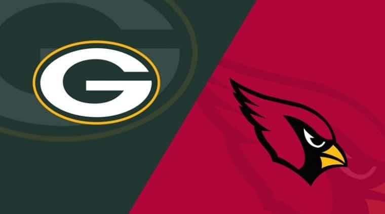 Green Bay Packers vs. Arizona Cardinals