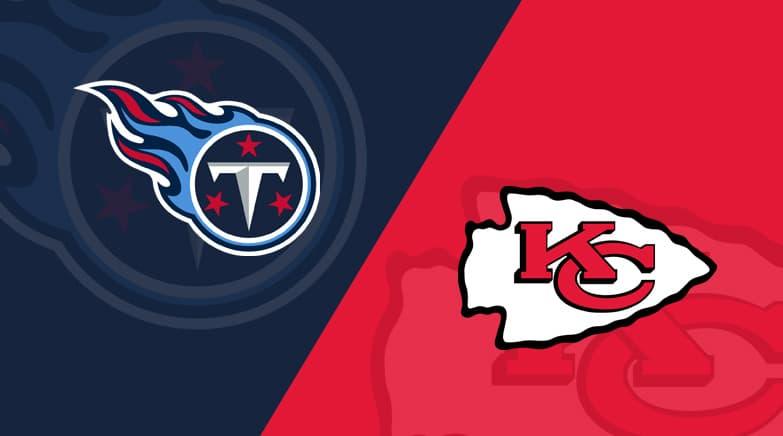 Kansas City Chiefs vs. Tennessee Titans Patriots