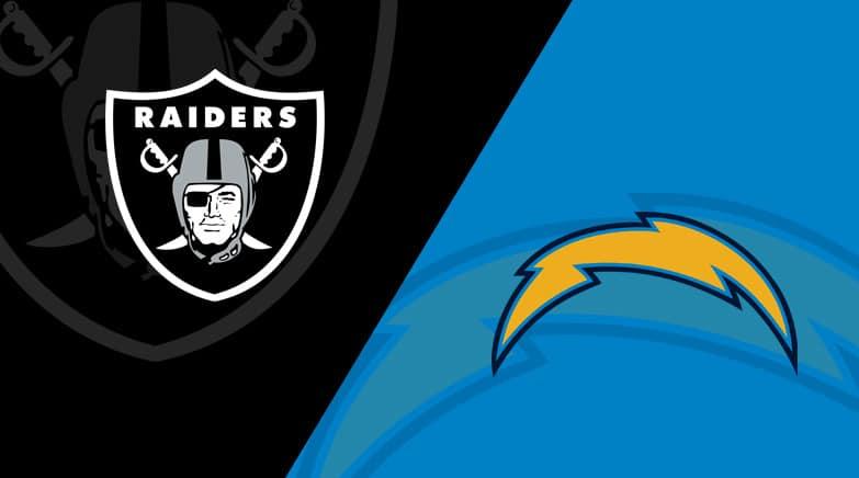 Las Vegas Raiders vs. Los Angeles Chargers