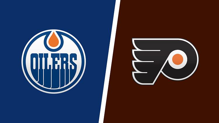 Philadelphia Flyers vs. Edmonton Oilers