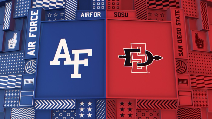 San Diego State vs. Air Force