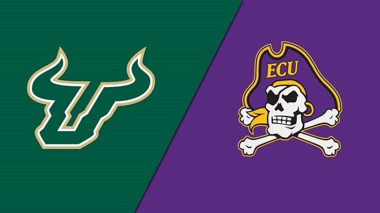South Florida vs. East Carolina