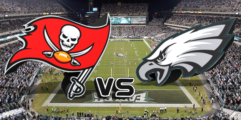 Tampa Bay Buccaneers vs. Philadelphia Eagles