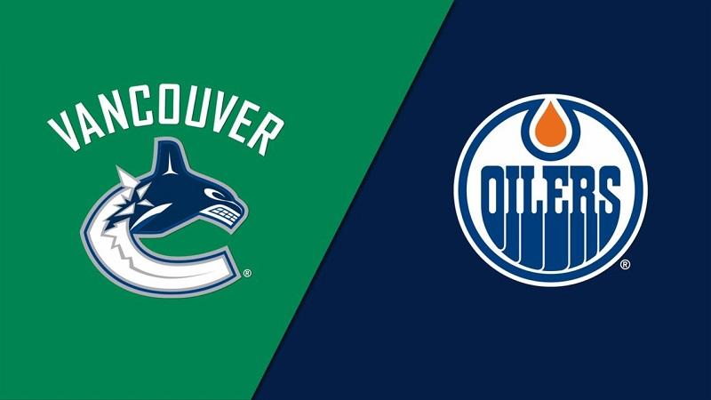 Vancouver Canucks vs. Edmonton Oilers